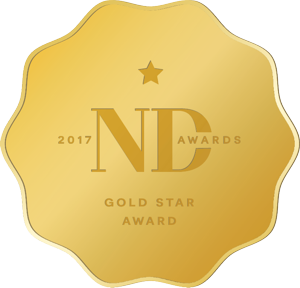 ND Awards 2017 GOLD
